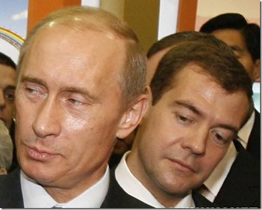 Путин отношение к медведеву