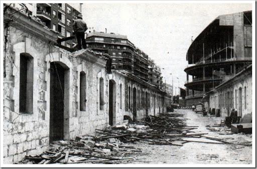 Valencia En Blanco Y Negro La Calle Del General Pando
