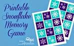 Miss Information - Snowflake Memory Game