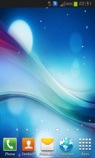Galaxy S4 Live Wallpaper v1.8 [APK] [Android] - Descargar Gratis