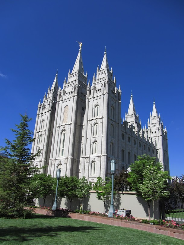 Salt LakeTemple (The Church of Jesus Christ of Latter-day Saints)
