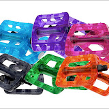 Odyssey Twisted PC Pedals, Heaps of Colours, Great for Comfy Summer Riding in Thongs - $30