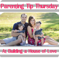 Parenting tips from Katie! A guest post!