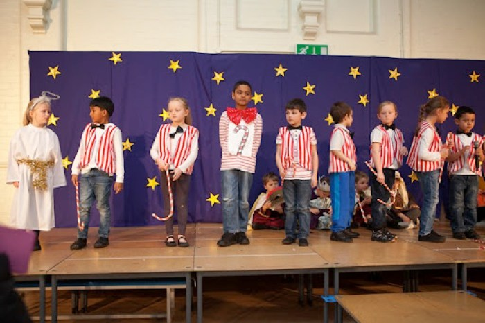 Year Two Christmas Performance 12