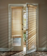 Patio Door Window Treatments | Casual Cottage