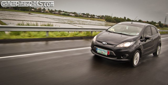 Ford Club Philippines Fiesta Rolling Shot Custom Pinoy Rides