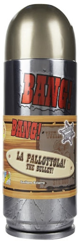BANG! La Pallottola! The Bullet!