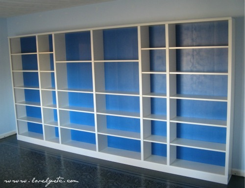 Instant Library Ikea Billy Bookcases Lovely Etc