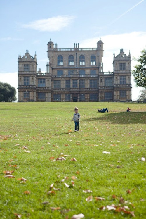 Wollaton Hall Outside 11