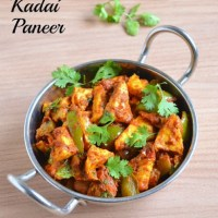Kadai Paneer Recipe | Easy Paneer Recipes