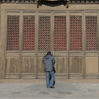the lattice of the southern face of the great heroic treasure hall of ever-peaceful monastery.JPG