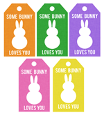 Reasons to Skip the Housework - Some Bunny Loves You Free Easter Printable