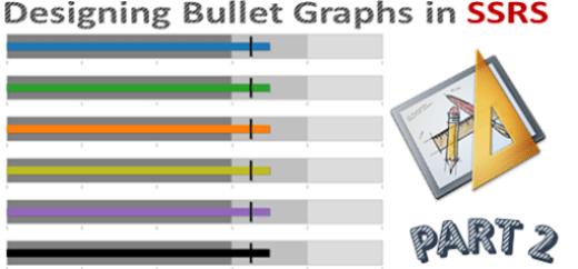 Designing Bullet Graphs in SSRS Part 2