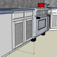Kitchen Counter Height | Casual Cottage