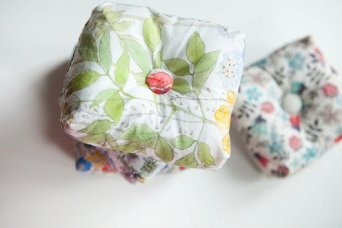 Liberty Pincushions Group 21