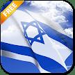 3D Israel Flag Live Wallpaper APK