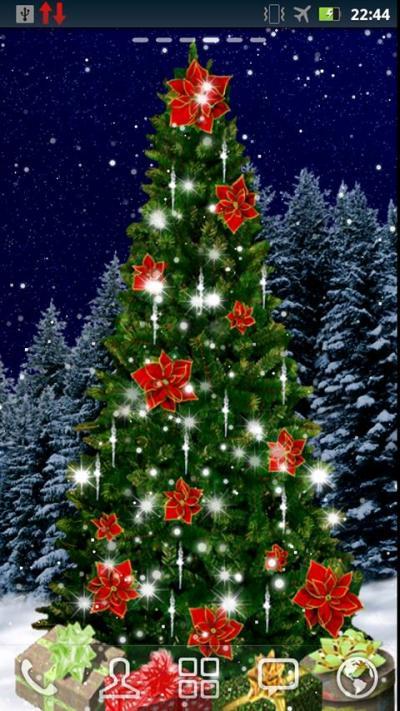 Christmas Tree Live Wallpaper - App Android su Google Play