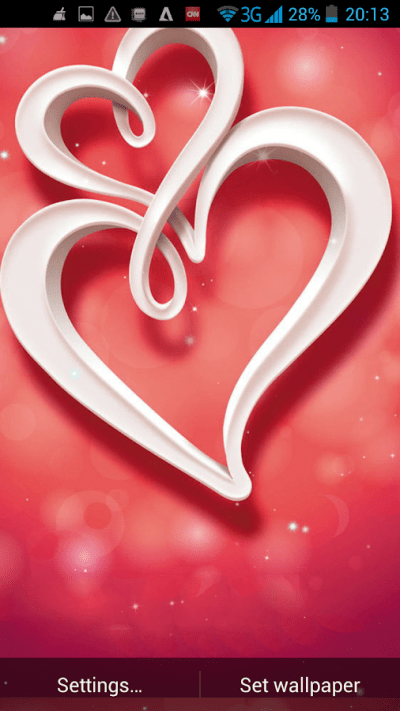 Love Heart Live Wallpaper - Android Apps on Google Play