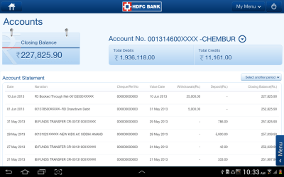 Hdfc bank personal loan status check online | COOKING WITH THE PROS
