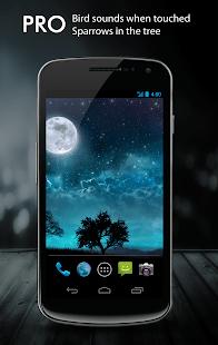 Parallax 3d Effect Wallpaper Pro Dream Night Pro Live Wallpaper Apps On Google Play
