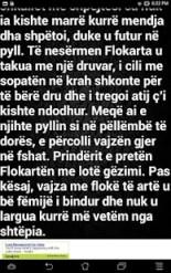 Shkronjat E Alfabetit Shqip