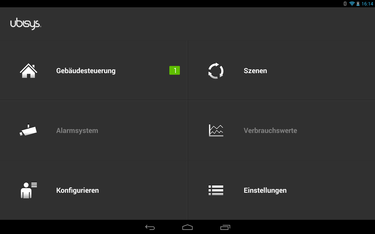 Ubisys Smart Home Android Apps On Google Play