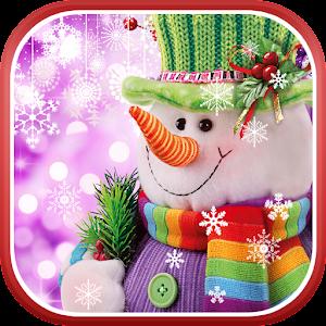 3d Fireflies Live Wallpaper Snowman Live Wallpaper Android Apps On Google Play