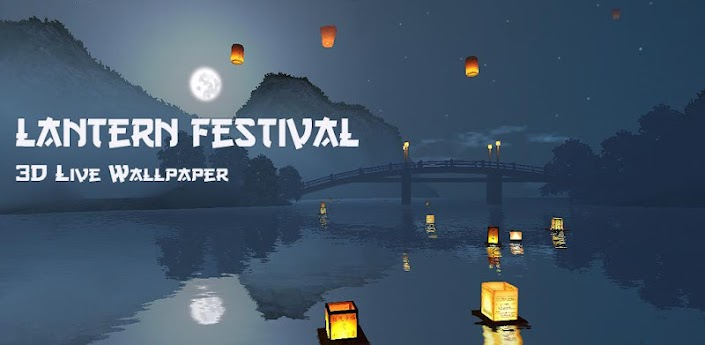 3d Melting Candle Live Wallpaper Lantern Festival 3d Free Android Apps On Google Play