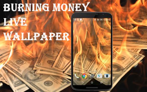 Sakura Falling Live Wallpaper Downloads App Burning Money Live Wallpaper Apk For Kindle Fire