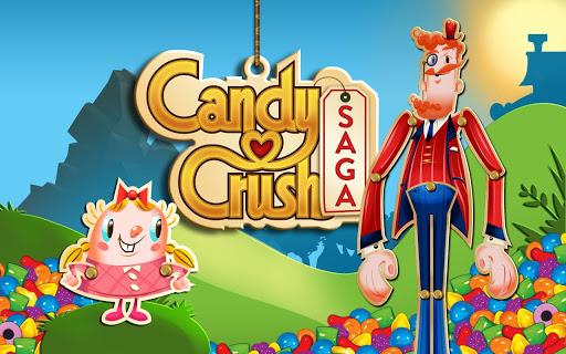 Candy Crush Saga v1.0.10 APK