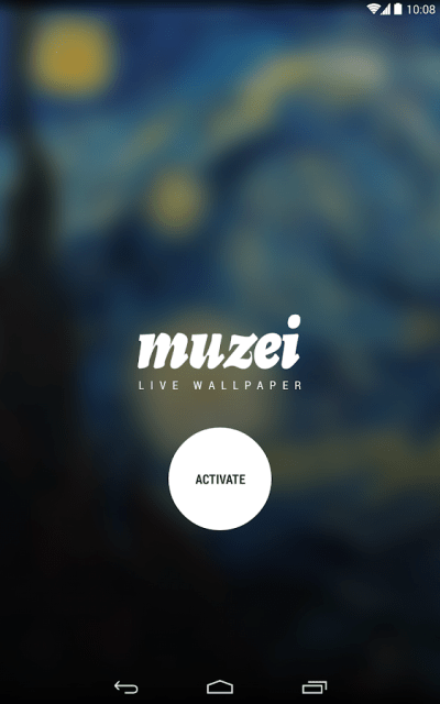 Muzei Live Wallpaper - Android Apps on Google Play