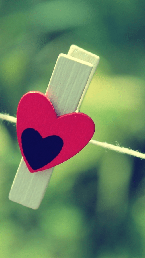 Cute Mobile Wallpaper For Samsung Galaxy Y Hearts Wallpapers For Chat Android Apps Op Google Play