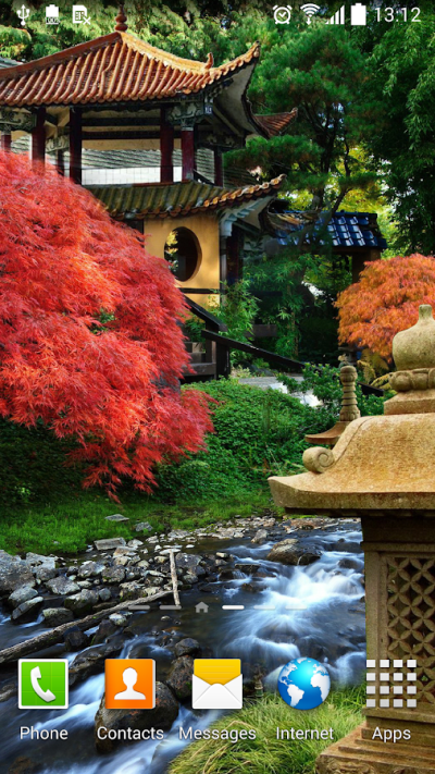 Zen Garden Live Wallpaper - Android Apps on Google Play