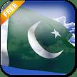 3D Pakistan Flag LWP APK
