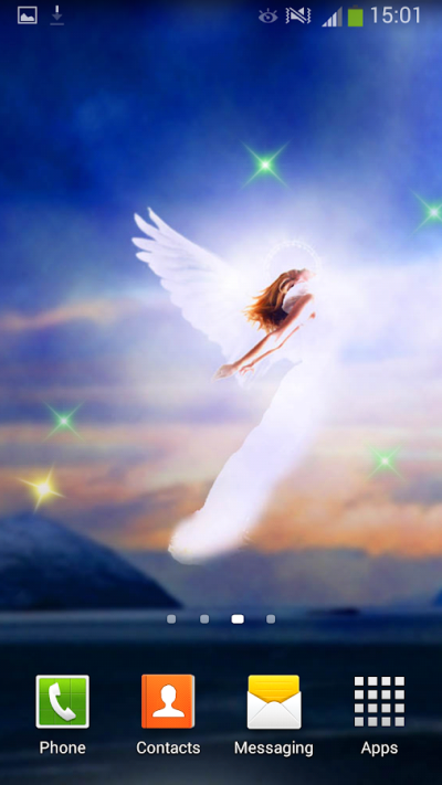 Angels Live Wallpaper - Android Apps on Google Play