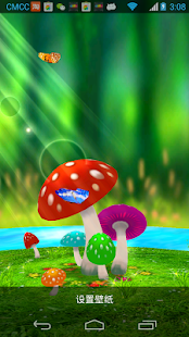 3d My Name Live Wallpaper Apk Download Download Mushrooms 3d Live Wallpaper On Pc Choilieng Com