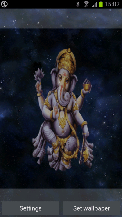 God Ganesh Live Wallpaper - Android Apps on Google Play