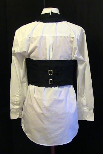 seveuse en queue de chemise