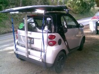 Is there a Roof Rack for Smart Car - Page 3 - Smart Car Forums