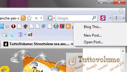 Live writer Blog This