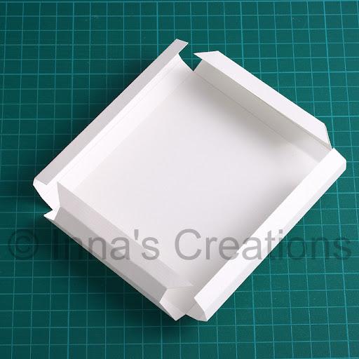 Inna\u0027s Creations How to make a simple paper frame