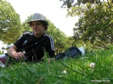 Chilling in park.JPG