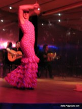 Flamenco Show in Barcelona-4.JPG