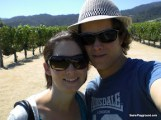 In Front of a Napa Valley Winery.JPG