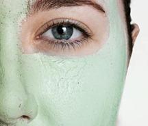 mascara rosto