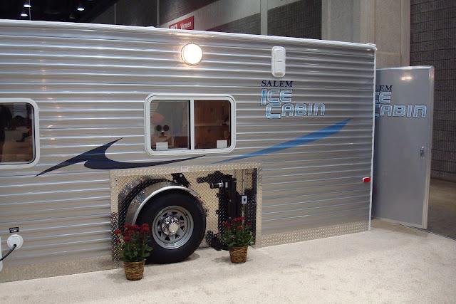 Rvia Show Louisville Ky Salem Ice Cabin Good Sam