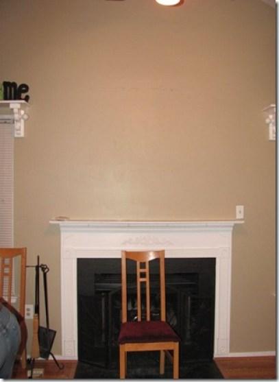 fireplace blank