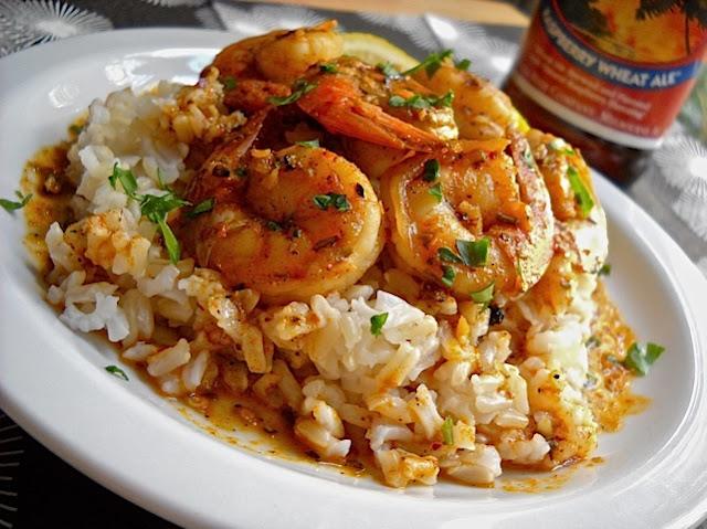 Becker BBQ Shrimp