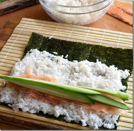 Рис для роллы рецепты с фото в домашних условиях