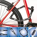 Abus Bordo Locks - The versatilite like a cable lock, secure like a U-Lock and compact=